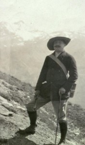 Reginald Farrer expedition