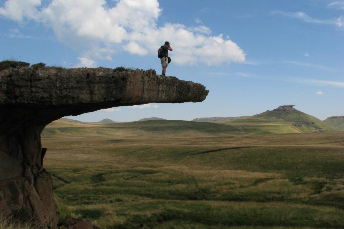 Lesotho Kepising ledge Picture Miroslav Ricanek