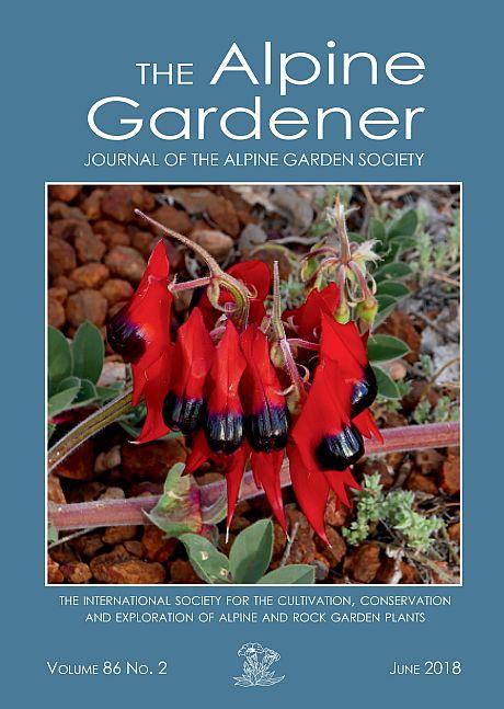Alpine Garden Society Journal June 2018