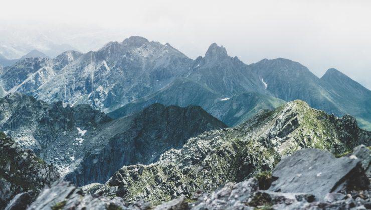 mountain landscape unsplash - fabrizio conti