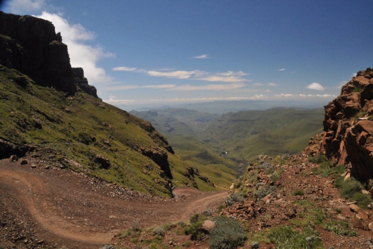 Sani Pass (Drakensberg)