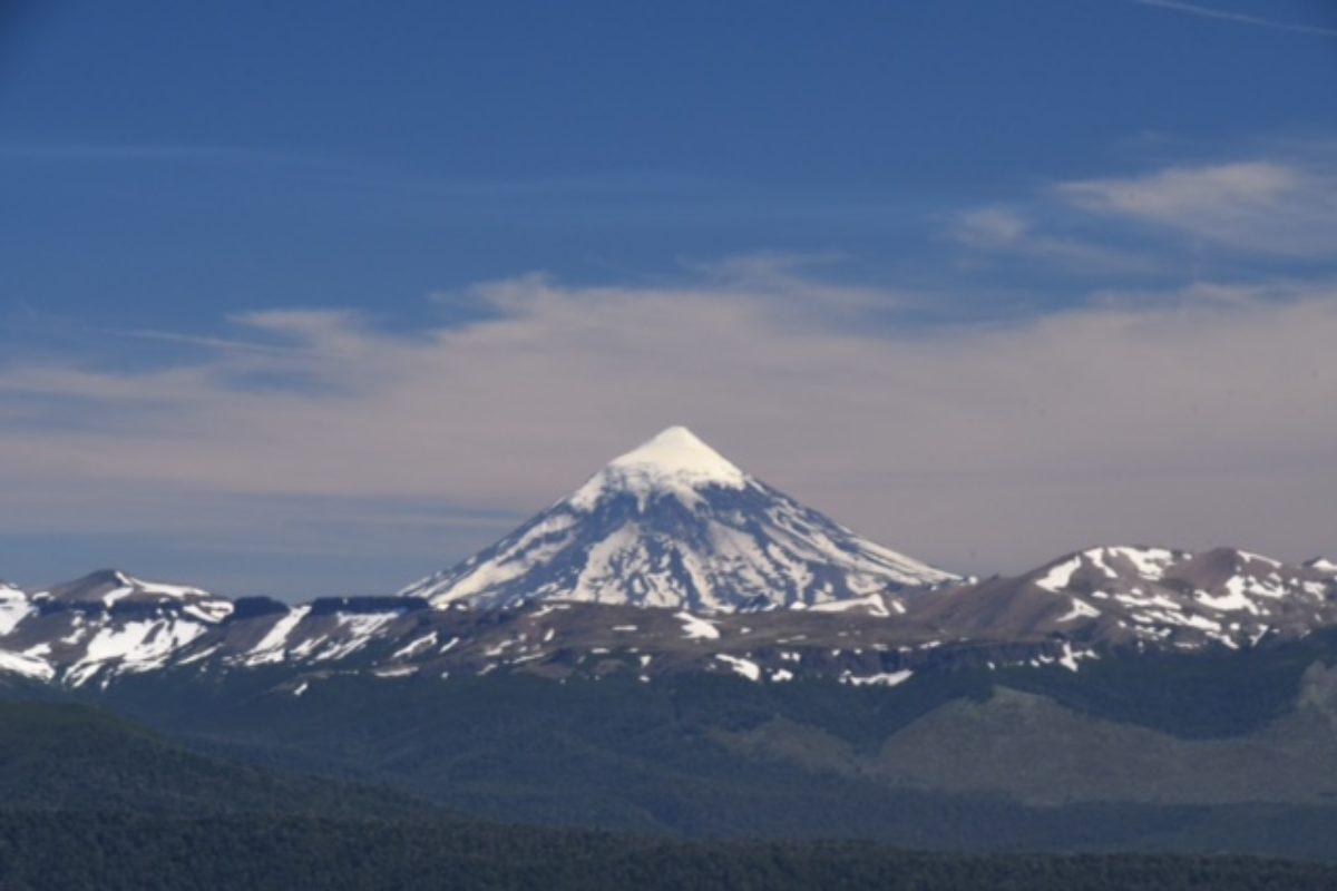Volcan Lanin (Patagonia)