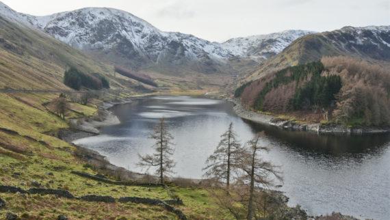 Mardale Head reservoir -RSPB Lake District - David Morris