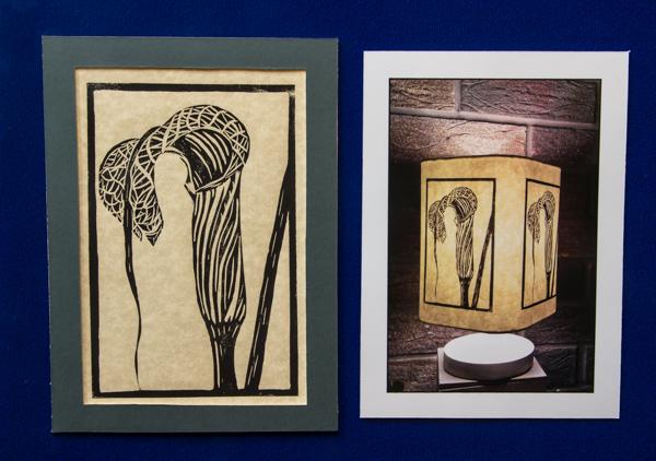 Lamp design (Exhibitor: Gemma Hayes)