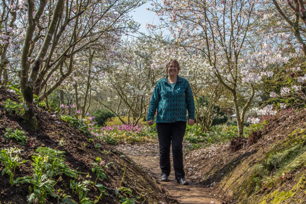 Wildside Garden Nursery, Devon
