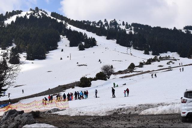 Menalo ski resort