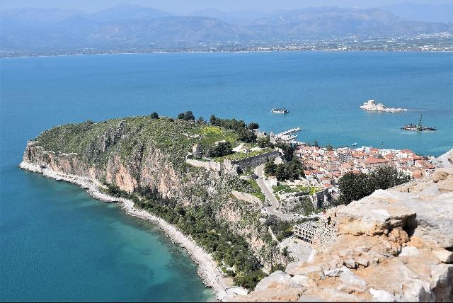 Nafplio peninsula