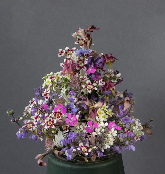 Flower Arrangement (Exhibitor: Lee & Julie Martin)