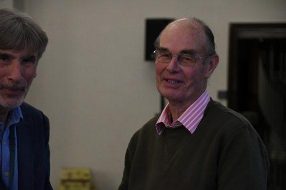 Ian Robertson (Kath Dryden Award)
