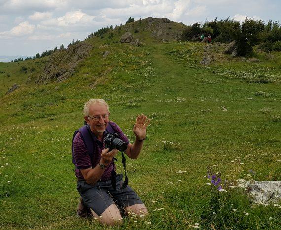 Christopher Grey-Wilson online plant lectures gardening alpines