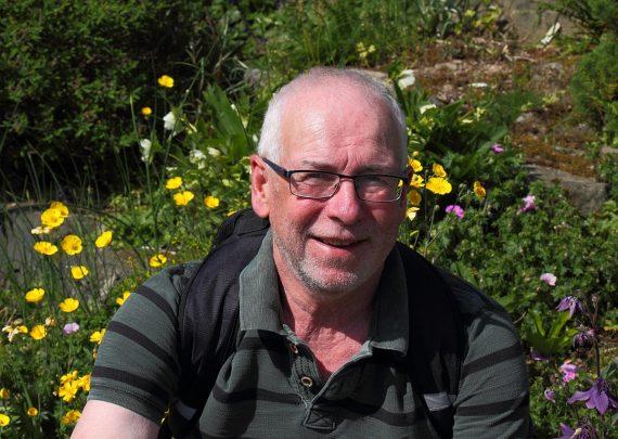 Jim Almond online zoom lecture plant gardening talks