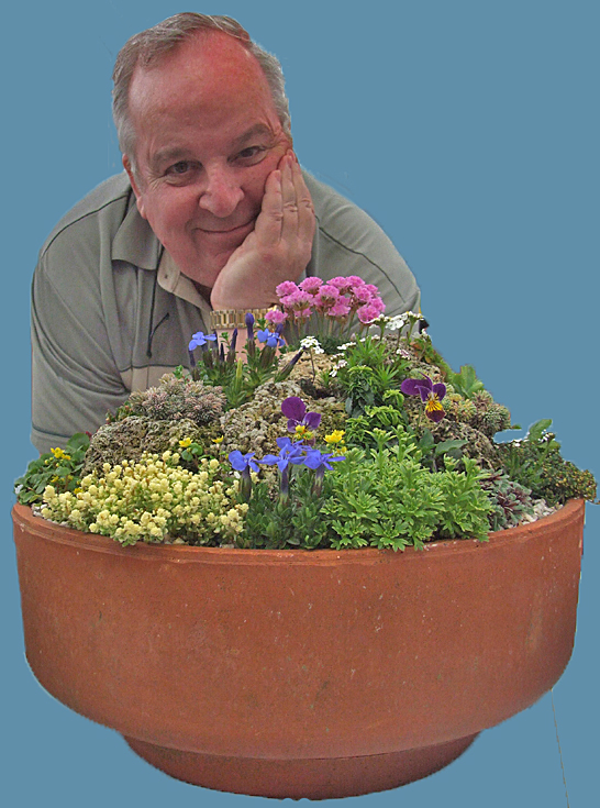 John Dower Miniature gardens online plant talks